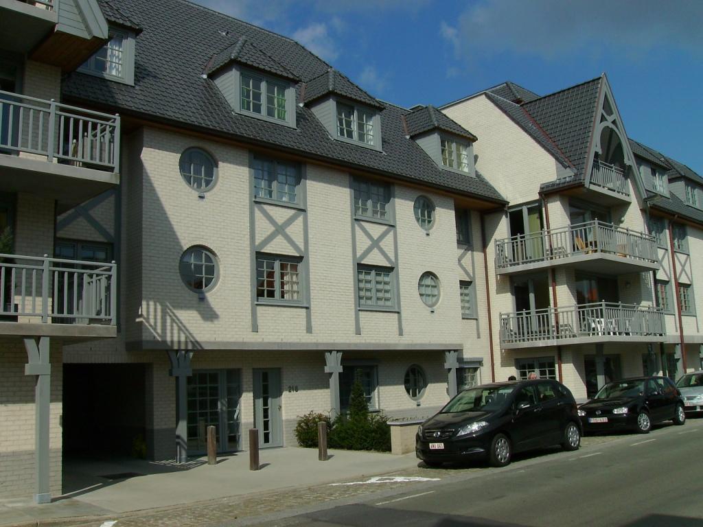 De Haan - Apt 2 Slpkmrs/Chambres - Casa Camille III - 02.05
